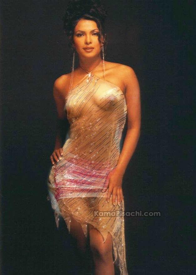 Priyanka Chopra Nude Boobs Pussy See Through